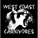 West Coast Carnivores Performance Tees
