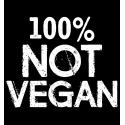 100% Not Vegan Performance Tees