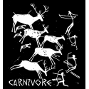 Carnivore Cave Painting Performance Tees