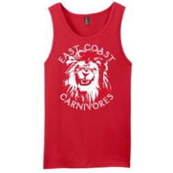 East Coast Carnivores Mens Tank