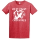 West Coast Carnivores Adult Tee