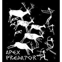 Apex Predator Mens Performance Tee