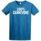 100% Carnivore Adult Tee